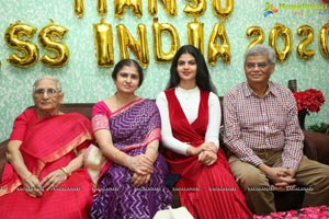 Femina Miss India World 2020 Manasa Varanasi gets Welcome