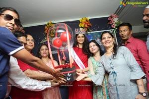 Femina Miss India World 2020 Manasa Varanasi gets Welcome