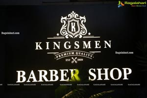 Kingsmen Barber Shop Exclusive Launch