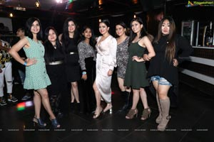 Pari & Naani Bachelor Party at Spoil Pub