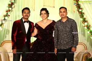 Pari & Naani's Marriage Celebration at Heritage Palace