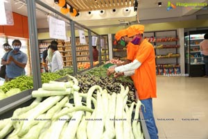 Podarillu Fruits & Vegetables 2nd Outlet Launch