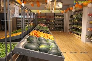 Podarillu Fruits & Vegetables 1st Outlet Launch