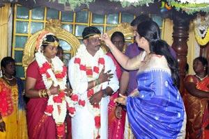 PRO MP Anand Wedding Reception