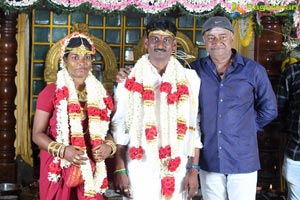 PRO MP Anand Wedding Reception