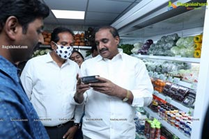 Pure-O-Naturals Fruits and Vegetables 29th Outlet Launch