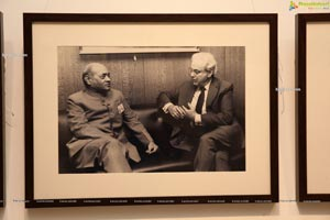 PV Narasimha Rao Photo Exhibition
