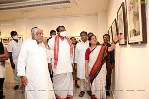 PV Narasimha Rao Photo Exhibition