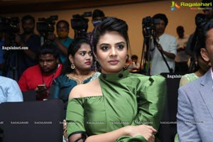 Sreemukhi Becomes Brand Ambassador For Luvih