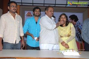 Mahaveer Movies Unit Love Life Press Meet