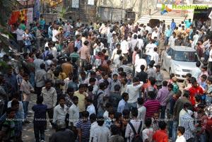 Naayak Hungama at Sandhya 70 MM