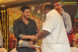 SVSC Success Meet Vijayawada