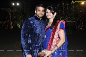 Abhiram and Soniakshi's Wedding