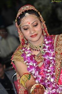 Abhiram and Soniakshi's Wedding
