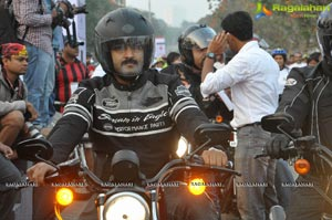 5000 Cyclists Republic Day Ride