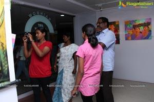 Baba Sehgal at Rainbow Art Gallery