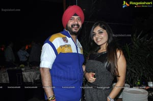 Vinny SIngh Raja Singh Get-Together