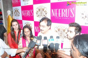 Neerus Vijayawada Showroom Launch