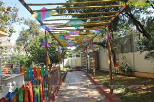 Kite Flying Festival