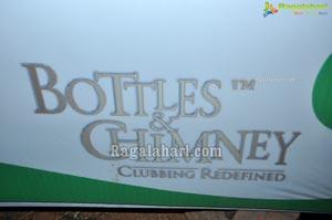 Bottles and Chimney Hyderabad Pub