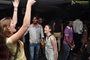 Hyderabad Liquids Pub