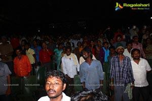 Yevadu Vijayawada Raj Theatre