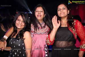 JRC 2014 New Year Celebrations