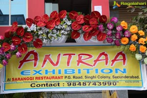 Antraa Exhibition Hyderabad