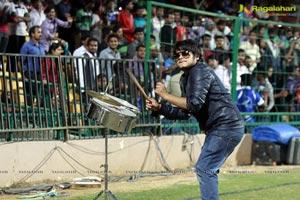 CCL 4 Karnataka Bulldozers vs Bengal Tigers