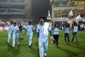CCL 4 : Veer Marathi Vs Bhojpuri Dabanggs Match Photos