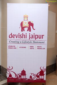 Devishi Jaipur Exhibition Hyderabad
