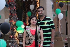 Harshit Lavya Birthday