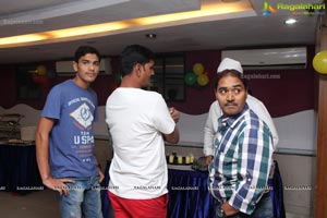 New Year Get-Together Party