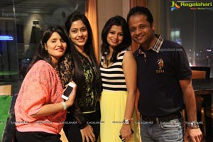 Priyanka-Ankit Induction Party