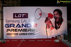Samsung Galaxy Grand 2 Launch