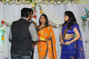 Singer Dinker Wedding Reception
