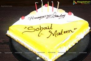 Sohail Mateen Birthday 2014