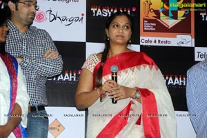 Tasyaah Fashion Show Logo Launch
