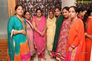Tejinder Singh Dua Home Ceremony