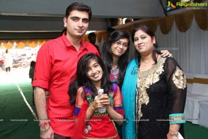 Vicky-Shilpa Get-Together