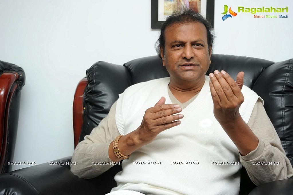 Mohan Babu interview on Pandavulu Pandavulu Tummedha