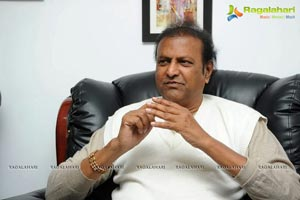 Dialogue King Mohan Babu
