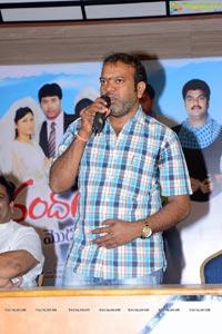 Anandam Malli Modalaindi