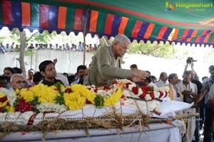 Jagapathi Babu's Father Death