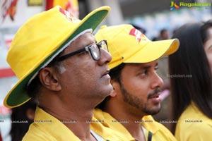 Chennai Rhinos Vs Karnataka Bulldozers