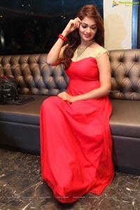 Ashwini at Tollywood Fashion Dreamz Launch
