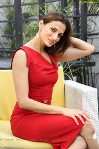 Shilpa Reddy at Hyderabad Miss India 2015 Auditions