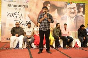 Nannaku Prematho Grand Success Meet Photos