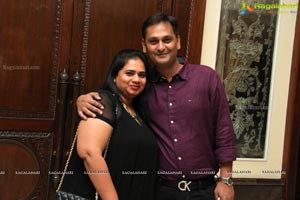 Amit and Shweta 15th Wedding Anniversary
