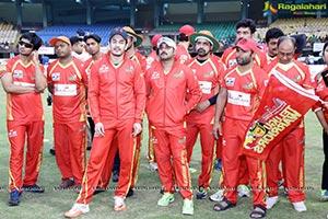 Telugu Warriors Vs Chennai Rhinos